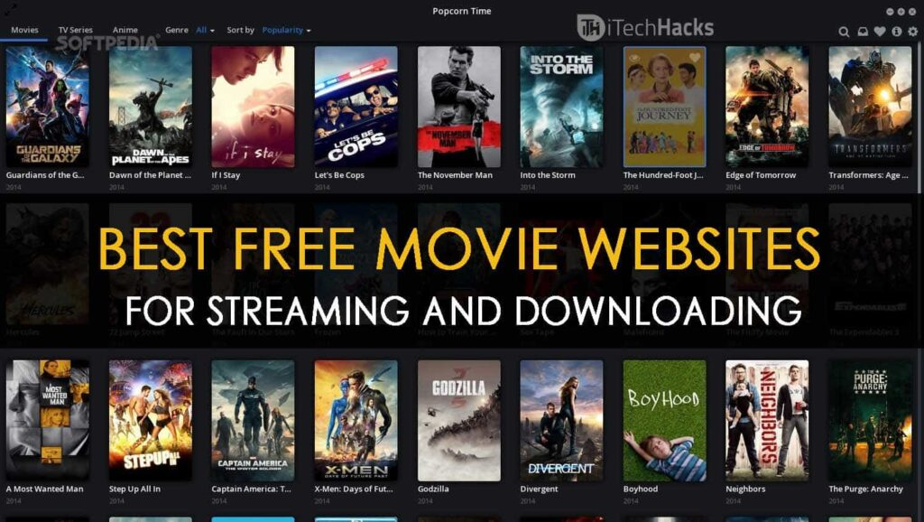 Top Sites to Download Latest Movies