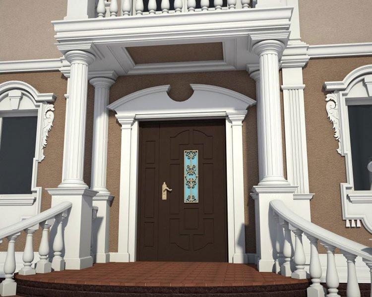 Home's Exterior Doors