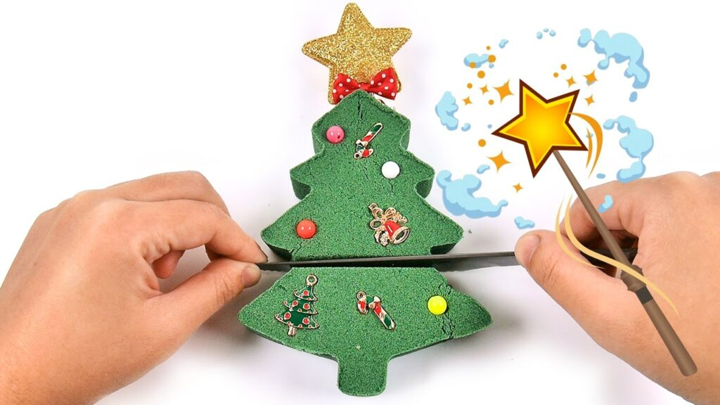 Kinetic Sand Makes A Great Gift