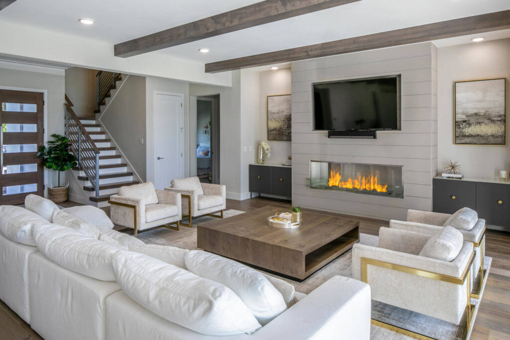 Tips to Design A Modern Living Room