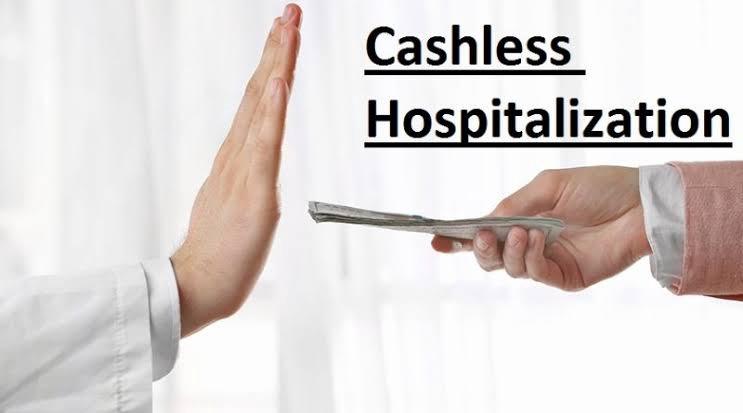 Cashless Hospitalization