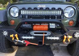 Jeep Winch Size Guide