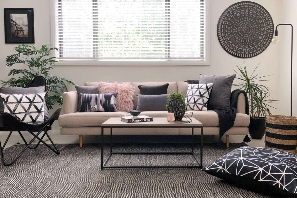 6 Tips to Decorate Your Neutral Living Room