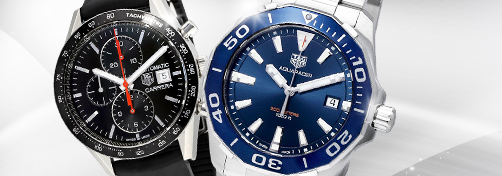 Luxury Watches Of Tag Heuer