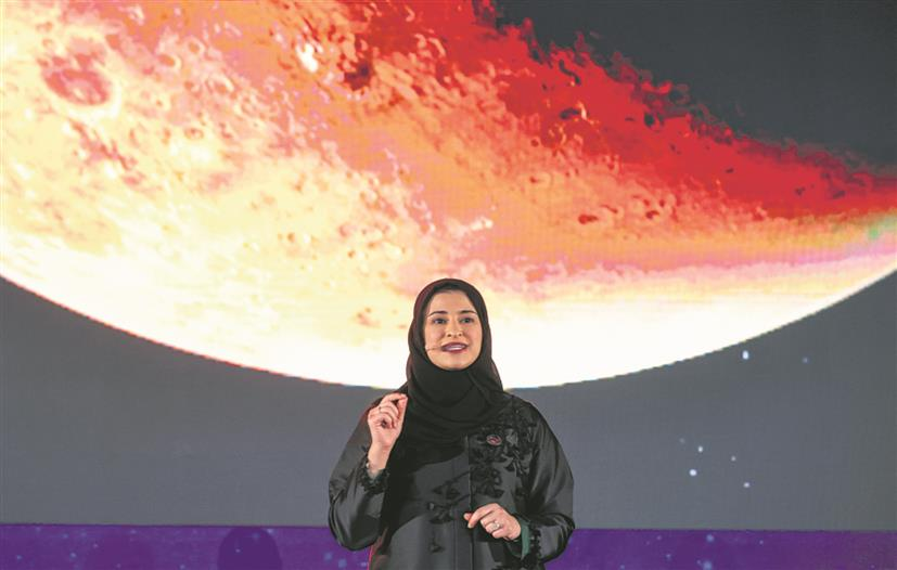 UAE's main goal to Mars and the rousing new good examples