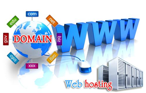 Web Hosting vs Domain Hosting