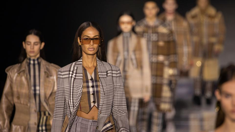 An Overview Of London Fashion Week over the years
