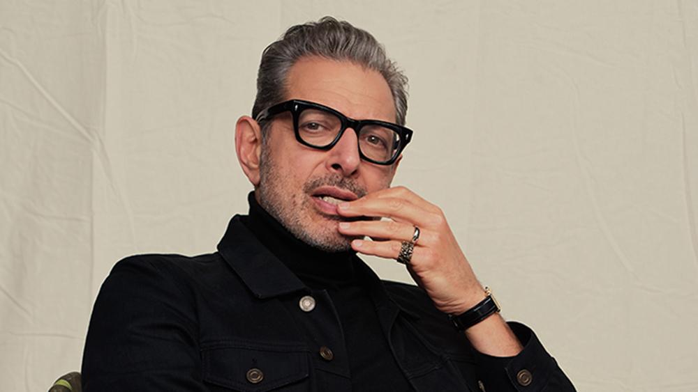 Jeffrey Goldblum