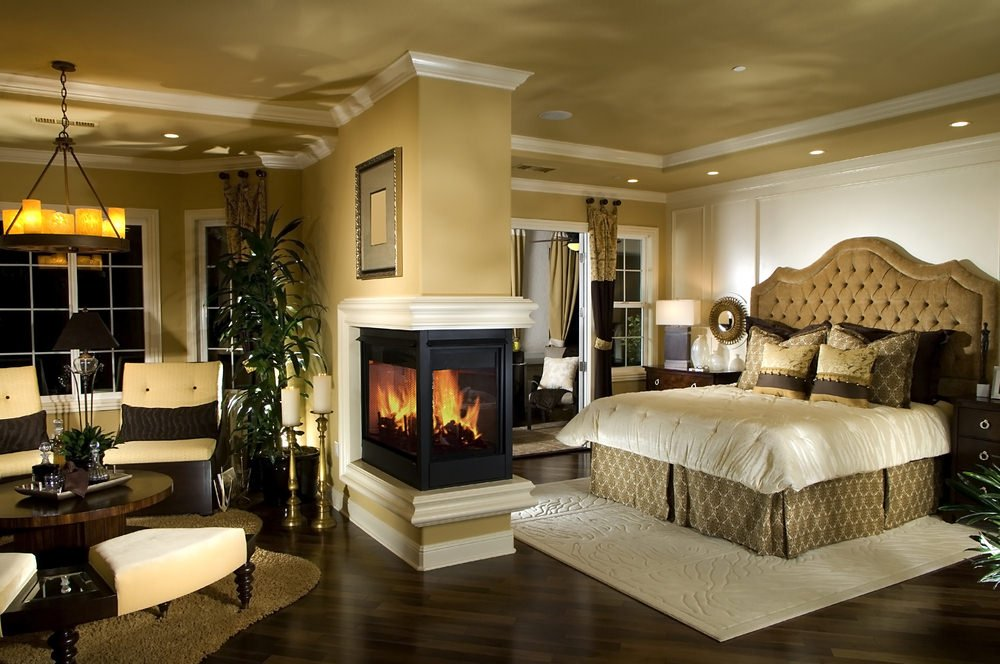 What can I use instead of a fireplace?