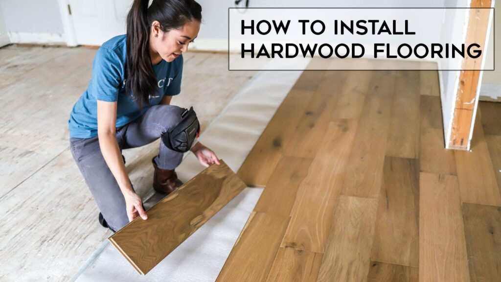Can I replace flooring myself?
