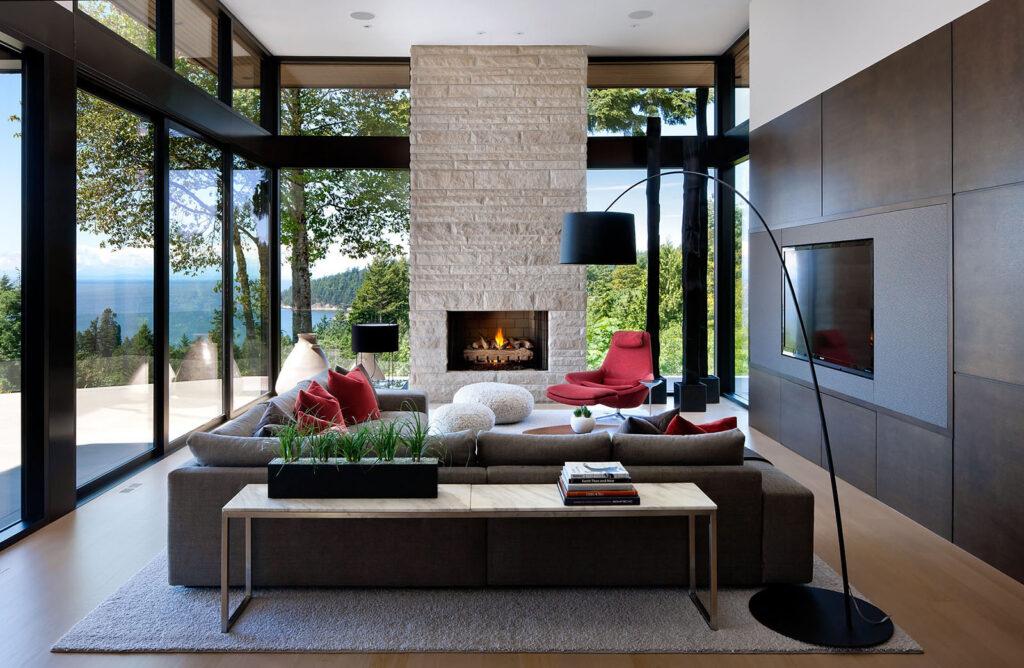 How do I plan an interior decorator for a house?