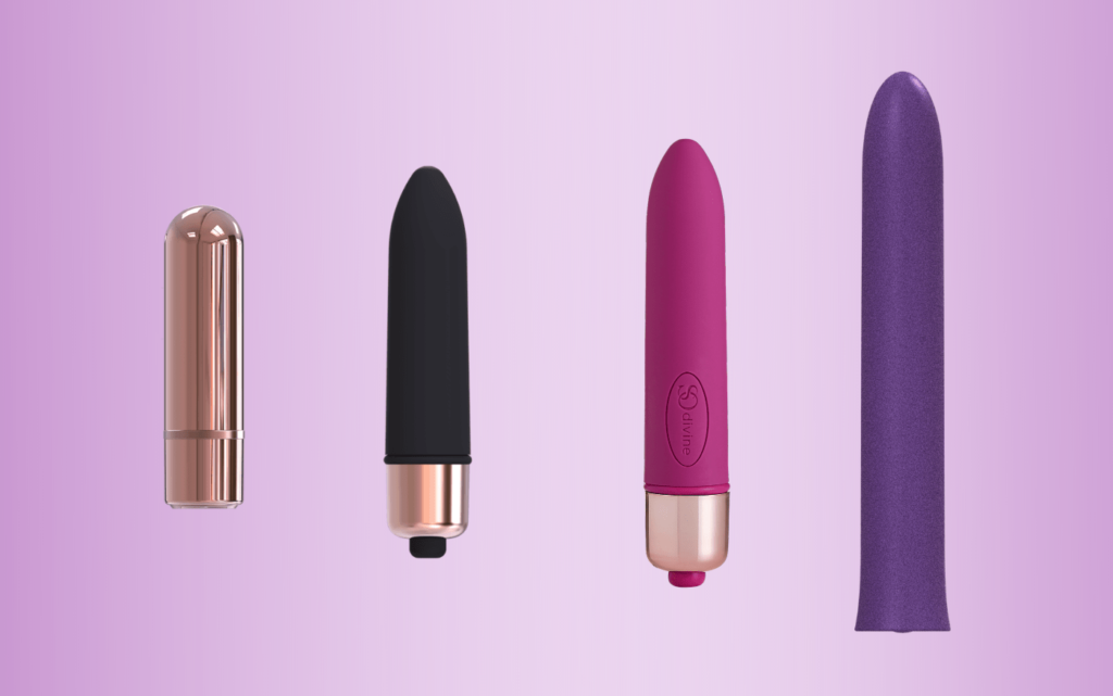 unforgettable experience using a bullet vibrator